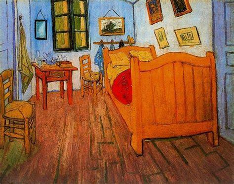 a82-La habitación de Vincent en Arlés (1888) (Van Gogh ...