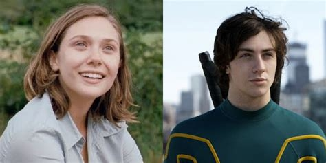 Aaron Taylor Johnson And Elizabeth Olsen Confirmed For The ...