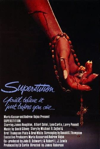 Abajate: Peliculas en descarga directa: Superstition (1982)