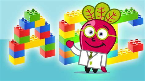 Abecedario Lego para Niños y Niñas en Español. Videos ...