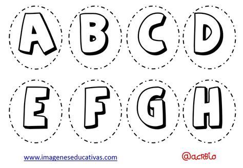 Abecedario para colorear y numeros (1) - Imagenes Educativas