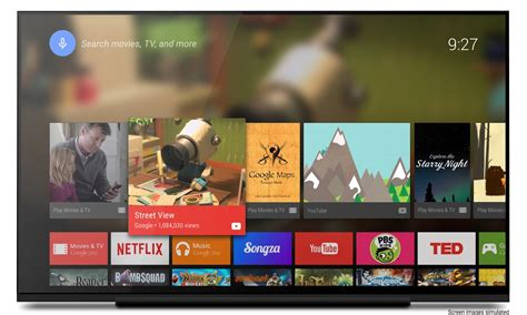 About Android TV | Android Developers