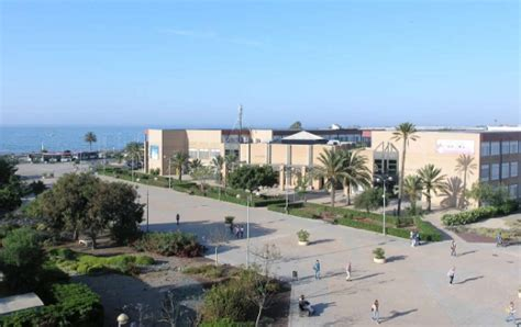 About the University of Almeria   Why choose the ...