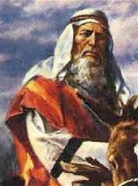 abraham believed to be the prophet of judaism the first ...