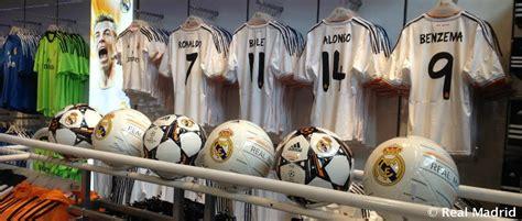Abren tienda de Real Madrid en México. - Futbol Sapiens