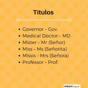 Abreviaturas en inglés que debes conocer - MosaLingua