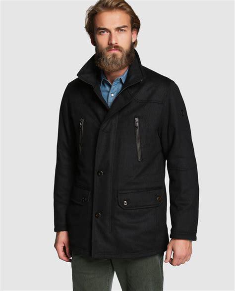 abrigos plumas hombre el corte ingles