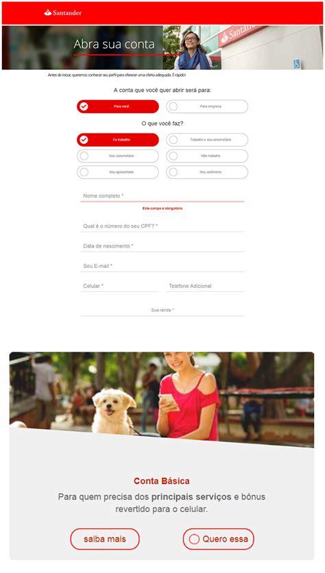 Abrir conta poupança online - Pense fora da caixa