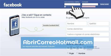 Abrir Correo Hotmail.com