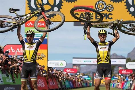 Absa Cape Epic 2017: Schurter y Stirnemann se hacen con la ...