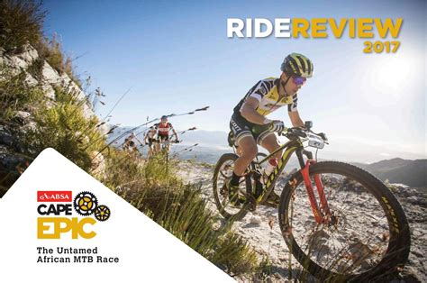 Absa Cape Epic The Untamed African Mtb Stage Race | Autos Post
