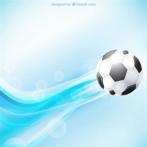 Abstract football background Vector | Free Download