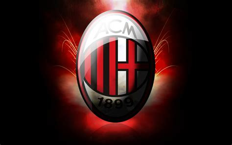 Ac Milan Football Club HD Desktop Wallpaper, Instagram ...