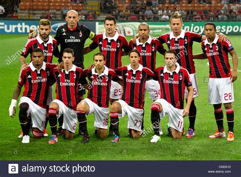 Ac Milan Football Club Players Pictures to Pin on ...