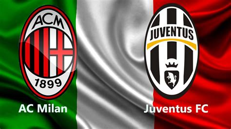 AC Milan - Juventus FC 1-2 Highlights Serie A 2015-16 ...