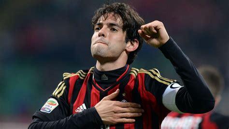 AC Milan legend, Kaka announces retirement from football ...