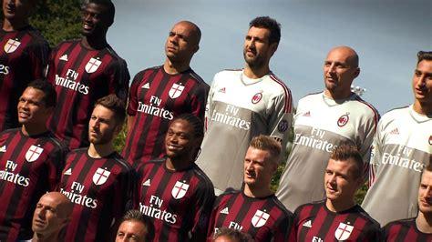 Ac Milan Wallpaper 2018 Squad ·①