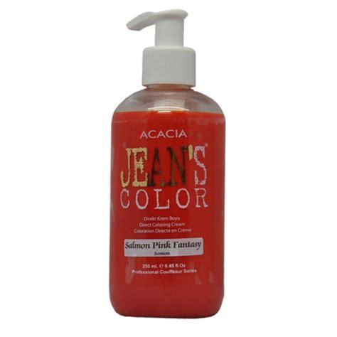 Acacia Jeans Color   Su Bazlı Amonyaksız Yarı Kalıcı Saç ...