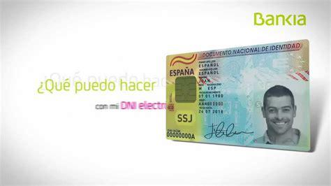 Accede a la Oficina Internet Bankia con tu DNIe   YouTube