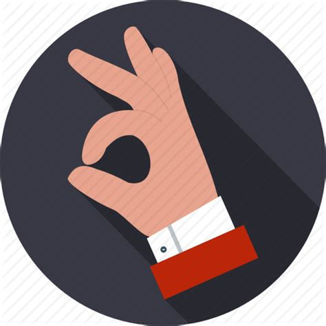 Accept, best, gesture, hand, like, ok, yes icon | Icon ...