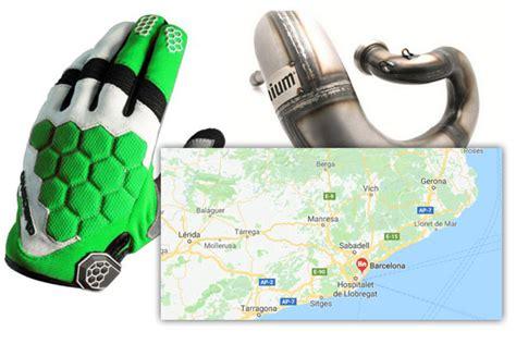 Accesorios para motocross en Barcelona - MOTOS MRV