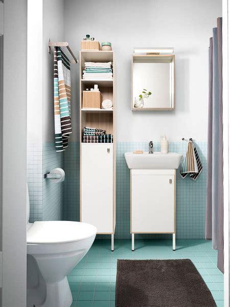 Accesorios y muebles para baños pequeños   Mi Casa