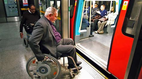 Accessible public transport   Getting Around London ...