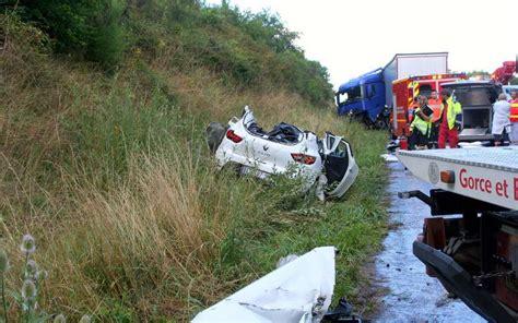 Accident mortel contre un camion entre Chasseneuil et ...
