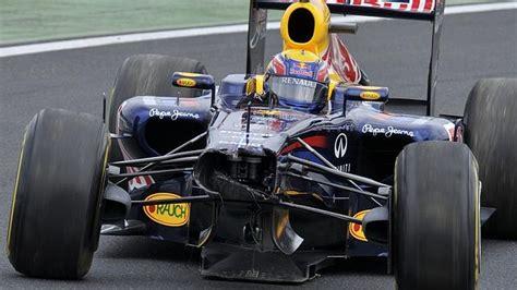 Accidente de Webber y mejor tiempo de Hamilton   ABC.es