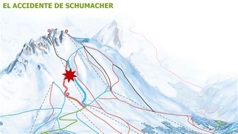 Accidente Michael Schumacher: Schumacher, en estado ...