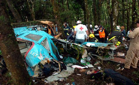 Accidentes aéreos en Honduras que han marcado su historia ...