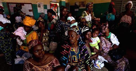 Acción contra el Hambre contra la malnutrición en Malí