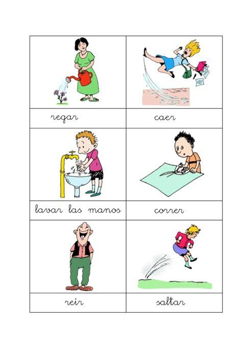 ACCIONES CON DIBUJOS