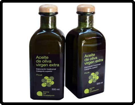 Aceite de Oliva Virgen Extra Aroma Del Guadalquivir ...