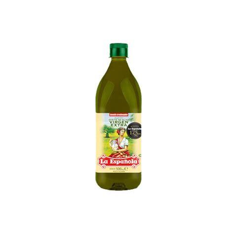 Aceite de oliva virgen extra La Española 500 ml ...