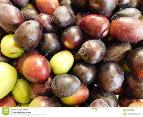 Aceitunas A Comer Foto de archivo   Imagen: 62356905