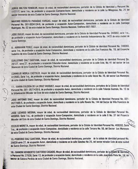 Aceptacion de nuevos miembros en sgacedom 1999