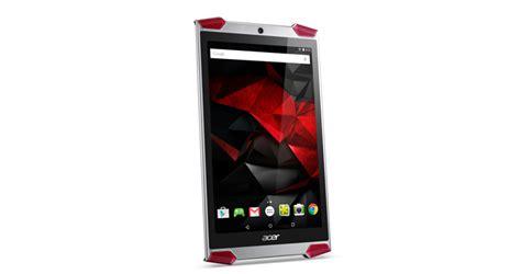 Acer lanza la tableta Predator G8 para disfrutar al máximo ...