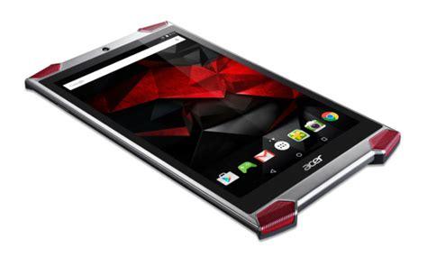 Acer Predator G8, un tablet para gamers | Zonamovilidad.es