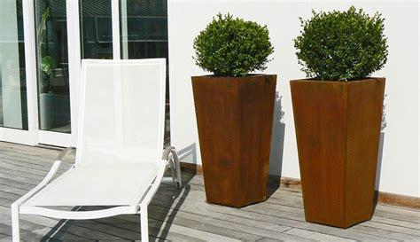 Acero corten: la mejor solución para el jardín