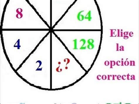 Acertijo # 21 Analiza el circulo con numeros y responde ...