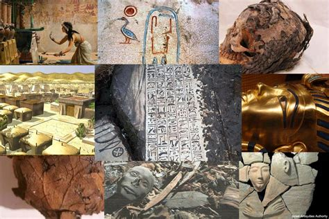 ACHAMAN GUAÑOC: Top Ten de los Descubrimientos egipcios ...
