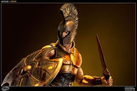 Achilles Polystone Statue by ARH Studios   Sideshow ...