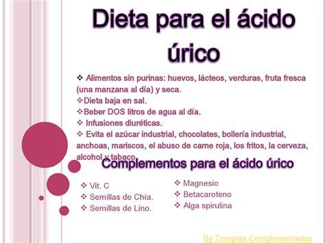 ácido úrico | facilisimo.com