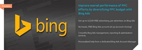 Acquisio Bing Ads Promotion: Up To $2,500 Free Advertising ...