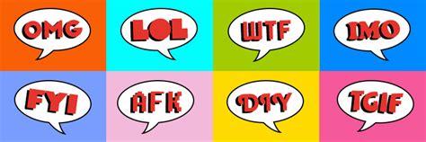 Acrónimos y abreviaturas en inglés