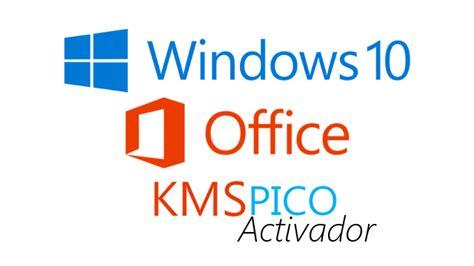 Activador Windows 10 + Office 2013 [KMSpico v10.1.5][MF ...