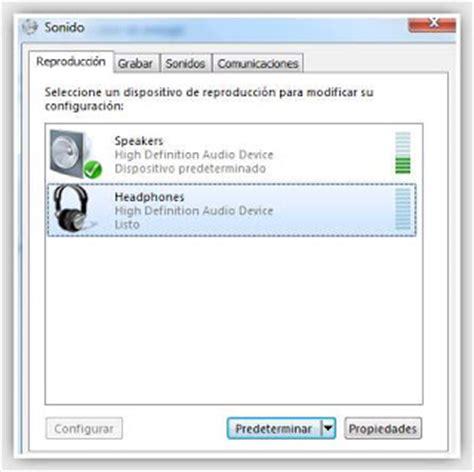 Activar panel de audio frontal en Windows 7 - CGnauta blog