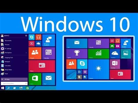 Activar pantalla completa de inicio en Windows 10   Doovi