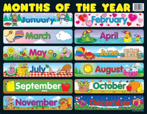 ACTIVARAMA.COM: MONTHS OF THE YEAR